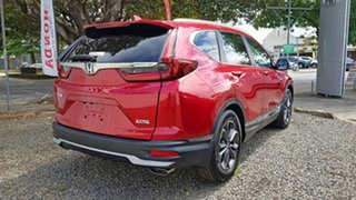2020 Honda CR-V RW MY21 VTi FWD L7 Ignite Red 1 Speed Automatic Wagon.