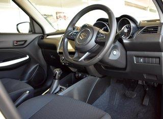 2020 Suzuki Swift AZ Series II GL Navigator Super Black 1 Speed Constant Variable Hatchback