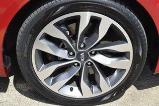 2015 Kia Optima TF MY15 SLi Red 6 Speed Sports Automatic Sedan