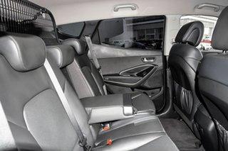 2018 Hyundai Santa Fe Silver Wagon