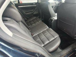 2006 Volkswagen Jetta 1KM MY07 FSI Tiptronic Blue 6 Speed Sports Automatic Sedan