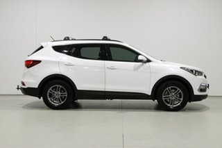 2018 Hyundai Santa Fe DM5 MY18 Active CRDi (4x4) White 6 Speed Automatic Wagon