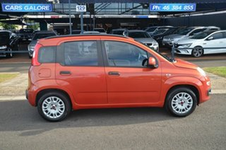 2015 Fiat Panda Easy Red 5 Speed Manual Hatchback.