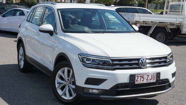 Used Volkswagen Tiguan 5N MY19.5 110TSI DSG 2WD Comfortline Phillip, 2019 Volkswagen Tiguan 5N MY19.5 110TSI DSG 2WD Comfortline White 6 Speed