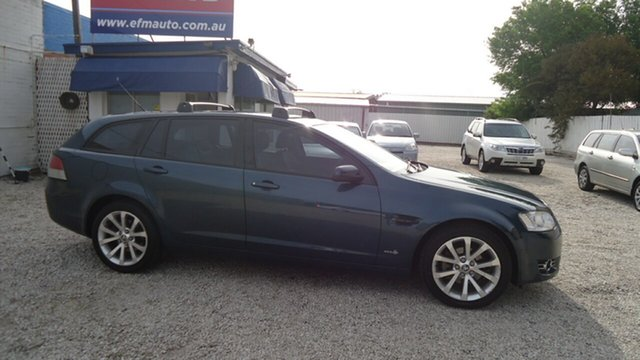 Used Holden Commodore VE II MY12 Equipe Sportwagon, 2012 Holden Commodore VE II MY12 Equipe Sportwagon Blue 6 Speed Sports Automatic Wagon
