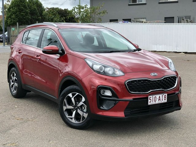 Used Kia Sportage QL MY19 Si 2WD, 2019 Kia Sportage QL MY19 Si 2WD Maroon 6 Speed Sports Automatic Wagon