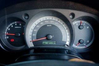 2012 Isuzu D-MAX MY11 SX 4x2 White 5 Speed Manual Cab Chassis