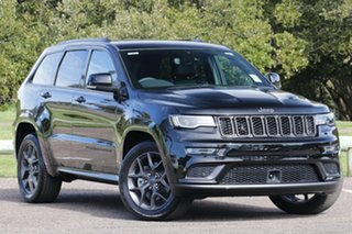 2020 Jeep Grand Cherokee WK MY20 S-Limited Diamond Black Crystal 8 Speed Sports Automatic Wagon