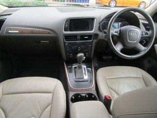 2011 Audi Q5 8R MY11 TDI S Tronic Quattro Brown 7 Speed Sports Automatic Dual Clutch Wagon
