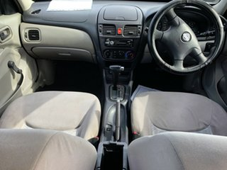 2001 Nissan Pulsar N16 ST Silver 4 Speed Automatic Hatchback