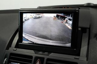 2008 Mercedes-Benz C-Class W204 C320 CDI Elegance Silver 7 Speed Sports Automatic Sedan
