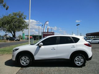 2012 Mazda CX-5 KE1071 Maxx SKYACTIV-MT White 6 Speed Manual Wagon.