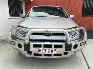 2011 Ford Territory SZ TX Seq Sport Shift Silver 6 Speed Sports Automatic Wagon.
