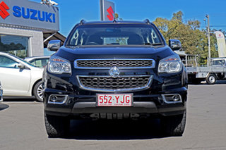 2014 Holden Colorado 7 RG MY15 LTZ Black 6 Speed Sports Automatic Wagon.