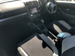 2012 Volkswagen Scirocco 1S MY13 R Green 6 Speed Manual Coupe