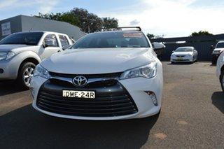 2015 Toyota Camry ASV50R Altise 6 Speed Automatic Sedan.