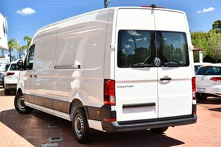 2020 Volkswagen Crafter SY1 MY20 35 High Roof LWB FWD TDI410 Candy White 8 Speed Automatic Van.