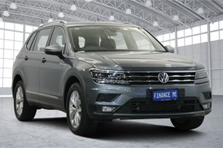 2019 Volkswagen Tiguan 5N MY20 132TSI Comfortline DSG 4MOTION Allspace Platinum Grey 7 Speed.