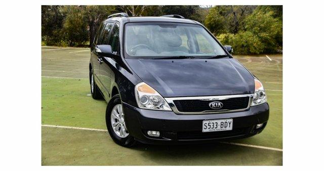 Used Kia Grand Carnival VQ MY12 SI, 2012 Kia Grand Carnival VQ MY12 SI Graphite 6 Speed Sports Automatic Wagon