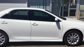2017 Toyota Aurion GSV50R AT-X Diamond White 6 Speed Sports Automatic Sedan