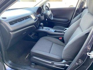 2016 Honda HR-V MY16 VTi Black 1 Speed Constant Variable Hatchback