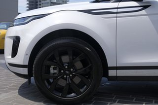 2019 Land Rover Range Rover Evoque L551 MY20.25 SE Fuji White 9 Speed Sports Automatic Wagon
