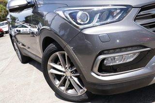 2016 Hyundai Santa Fe DM Series II (DM3) Highlander CRDi (4x4) 6 Speed Automatic Wagon.