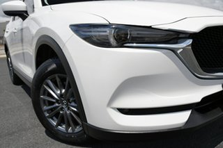 2017 Mazda CX-5 MY17 Maxx Sport (4x4) White 6 Speed Automatic Wagon.