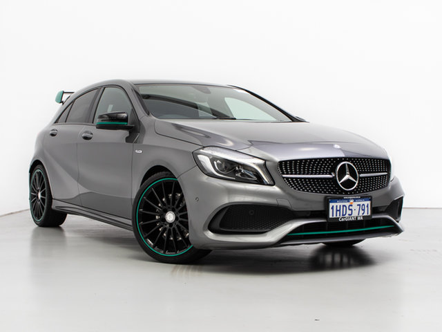Used Mercedes-Benz A250 176 MY16 Sport, 2016 Mercedes-Benz A250 176 MY16 Sport Grey 7 Speed Automatic Hatchback