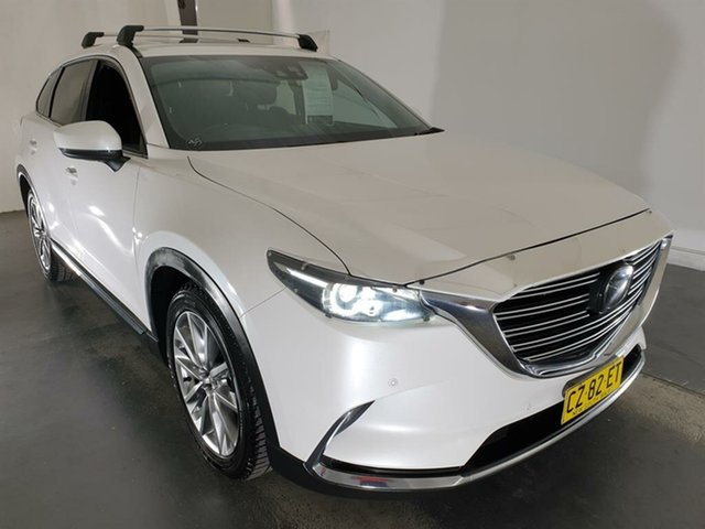 Used Mazda CX-9 TC Azami SKYACTIV-Drive i-ACTIV AWD Maryville, 2016 Mazda CX-9 TC Azami SKYACTIV-Drive i-ACTIV AWD White 6 Speed Sports Automatic Wagon
