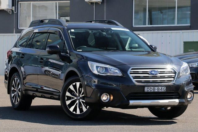 Used Subaru Outback B6A MY16 2.5i CVT AWD Premium, 2016 Subaru Outback B6A MY16 2.5i CVT AWD Premium Grey 6 Speed Constant Variable Wagon