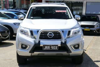 2018 Nissan Navara D23 S3 ST Silver 7 Speed Sports Automatic Utility