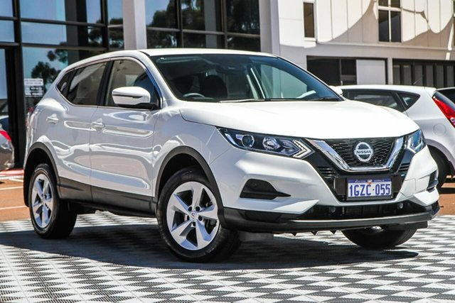 Used Nissan Qashqai J11 Series 3 MY20 ST X-tronic, 2020 Nissan Qashqai J11 Series 3 MY20 ST X-tronic White 1 Speed Constant Variable Wagon