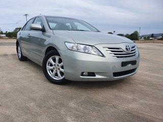 2007 Toyota Camry ACV40R Ateva Champagne 5 Speed Automatic Sedan.