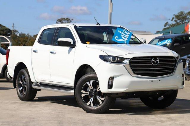 New Mazda BT-50 Kirrawee, BT-50 B XTR 3.0 TDsl Man4x4 D-Cab Ute