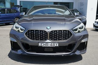 2019 BMW M235i F44 xDrive Gran Coupe Mineral Grey 8 Speed Auto Steptronic Sport Coupe