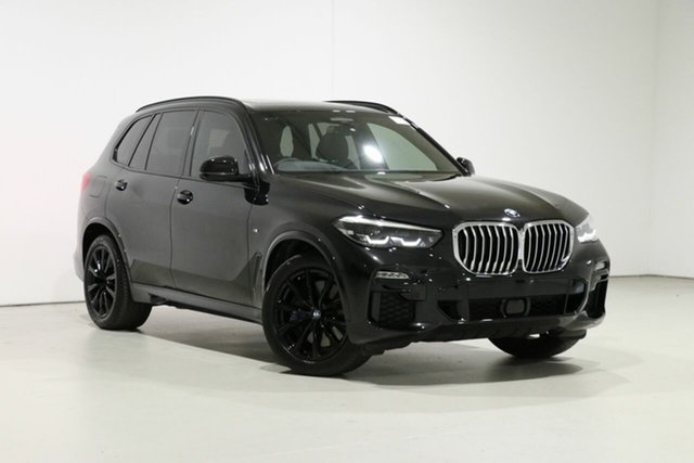 Used BMW X5 G05 MY19 xDrive 30d M Sport (5 Seat) Bentley, 2019 BMW X5 G05 MY19 xDrive 30d M Sport (5 Seat) Black 8 Speed Auto Dual Clutch Wagon