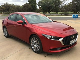 2020 Mazda 3 BP2S7A G20 SKYACTIV-Drive Evolve Soul Red Crystal 6 Speed Sports Automatic Sedan.