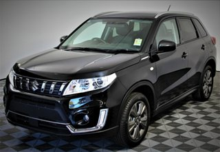 2019 Suzuki Vitara LY Series II 2WD Cosmic Black 5 Speed Manual Wagon.