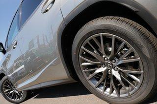 2015 Lexus RX GGL25R RX350 F Sport Titanium 8 Speed Sports Automatic Wagon