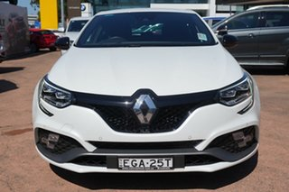 2018 Renault Megane XFB-BFB RS 280 White 6 Speed Auto Dual Clutch Hatchback