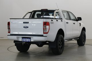 2013 Ford Ranger PX XL Cool White 6 Speed Manual Utility