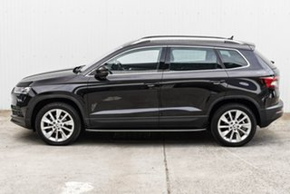 2019 Skoda Karoq NU MY20 110TSI DSG FWD Black 7 Speed Sports Automatic Dual Clutch Wagon