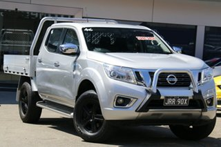 2018 Nissan Navara D23 S3 ST Silver 7 Speed Sports Automatic Utility.