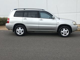 2004 Toyota Kluger MCU28R Grande AWD 5 Speed Automatic Wagon.