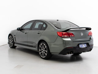 2013 Holden Commodore VF SS Prussian Steel 6 Speed Automatic Sedan