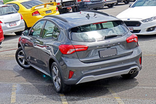 2019 Ford Focus SA 2019.75MY Active Grey 8 Speed Automatic Hatchback.