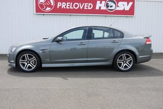 2012 Holden Commodore VE II MY12 SV6 Grey 6 Speed Sports Automatic Sedan