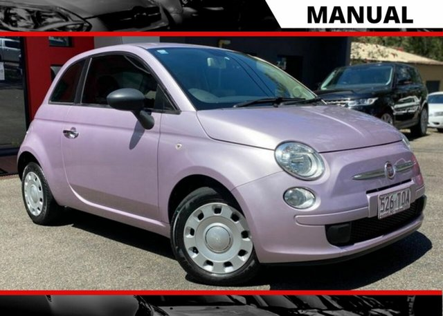 Used Fiat 500 Series 1 POP Ashmore, 2013 Fiat 500 Series 1 POP 5 Speed Manual Hatchback