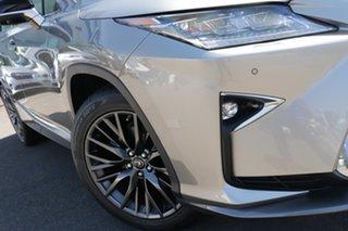 2015 Lexus RX GGL25R RX350 F Sport Titanium 8 Speed Sports Automatic Wagon.